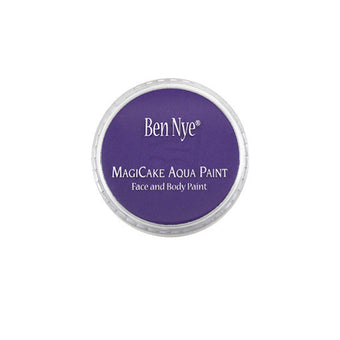 Ben Nye MagiCake Aqua Paint - LARGE (0.77oz-1oz) / Royal Purple | Camera Ready Cosmetics - 59