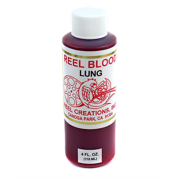 Reel Creations Reel Lung Blood (USA Only Over 2fl.oz) - 4oz. | Camera Ready Cosmetics - 3