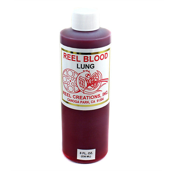 Reel Creations Reel Lung Blood (USA Only Over 2fl.oz) - 8oz. | Camera Ready Cosmetics - 4