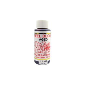 Reel Creations Reel Blood Aged Formula - (USA Only Over 2fl.oz) - 2oz. | Camera Ready Cosmetics - 2
