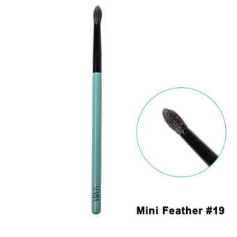 alt Senna Professional Brushes #19 Mini Feather