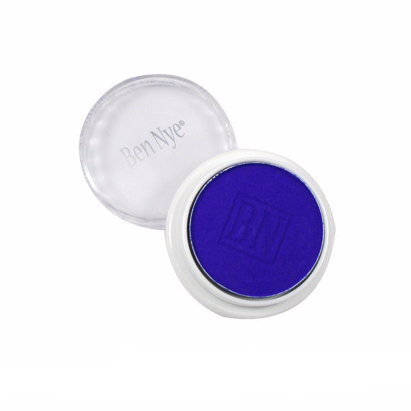 Ben Nye MagiCake Aqua Paint - SMALL (0.25oz) / Azure Blue | Camera Ready Cosmetics - 2