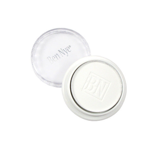 Ben Nye MagiCake Aqua Paint - SMALL (0.25oz) / Cloud White | Camera Ready Cosmetics - 12