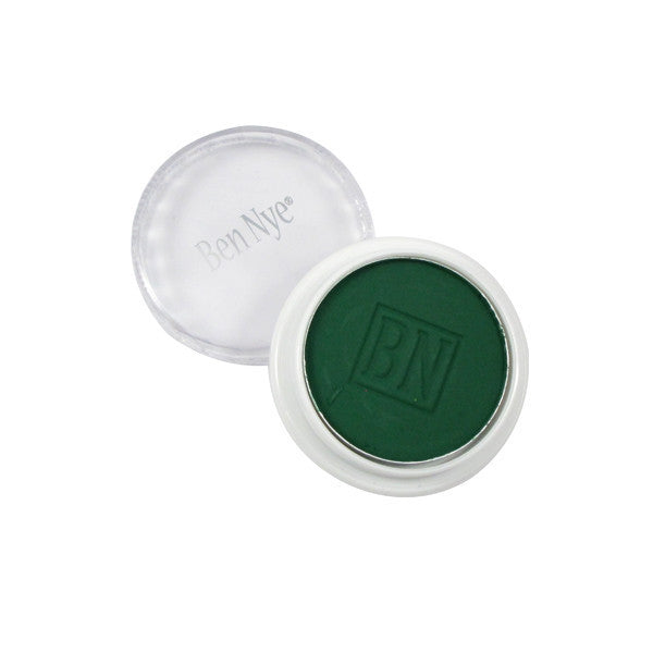 Ben Nye MagiCake Aqua Paint - SMALL (0.25oz) / Emerald Green | Camera Ready Cosmetics - 15