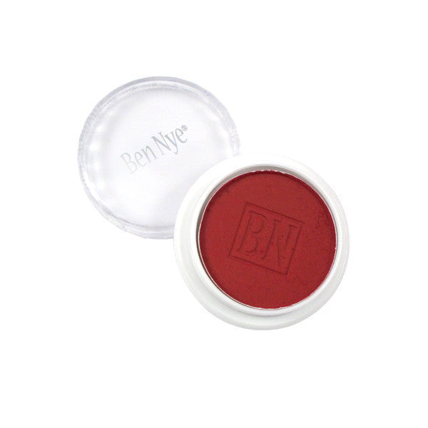 Ben Nye MagiCake Aqua Paint - SMALL (0.25oz) / Fire Red | Camera Ready Cosmetics - 16