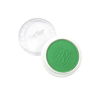 Ben Nye MagiCake Aqua Paint - SMALL (0.25oz) / Gecko Green | Camera Ready Cosmetics - 17