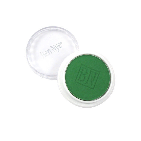 Ben Nye MagiCake Aqua Paint - SMALL (0.25oz) / Kelly Green | Camera Ready Cosmetics - 21
