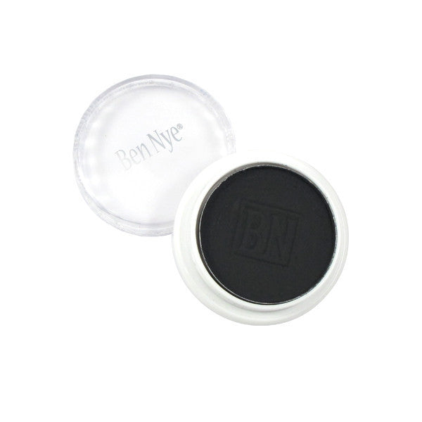Ben Nye MagiCake Aqua Paint - SMALL (0.25oz) / Licorice Black | Camera Ready Cosmetics - 22