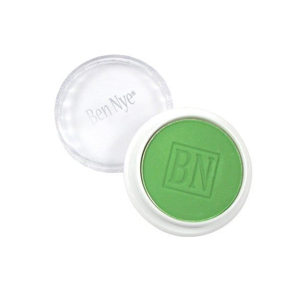 Ben Nye MagiCake Aqua Paint - SMALL (0.25oz) / Lime Green | Camera Ready Cosmetics - 24
