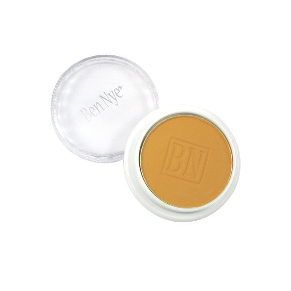 Ben Nye MagiCake Aqua Paint - SMALL (0.25oz) / Mustard Seed | Camera Ready Cosmetics - 31