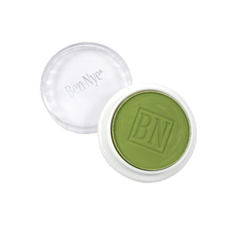 Ben Nye MagiCake Aqua Paint - SMALL (0.25oz) / Split Pea | Camera Ready Cosmetics - 36