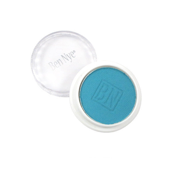 Ben Nye MagiCake Aqua Paint - SMALL (0.25oz) / Tahitian Blue | Camera Ready Cosmetics - 40