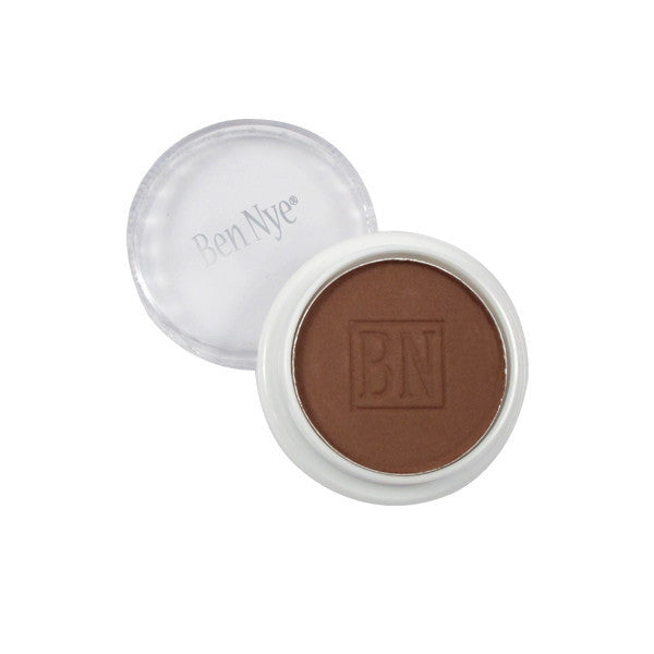 Ben Nye MagiCake Aqua Paint - SMALL (0.25oz) / Warm Brown | Camera Ready Cosmetics - 45