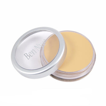 Ben Nye HD Matte Foundation - Pale Honey (MM-497) | Camera Ready Cosmetics - 68