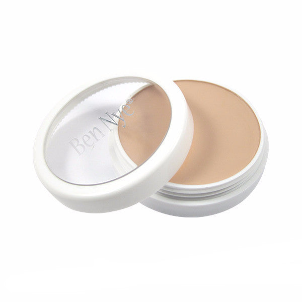 Ben Nye Creme Foundation - Pure Ivory (P-023) | Camera Ready Cosmetics - 57