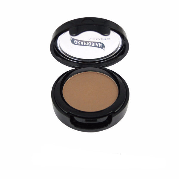 Graftobian HD Brow Powder - Chestnut Brown (30083) | Camera Ready Cosmetics - 4