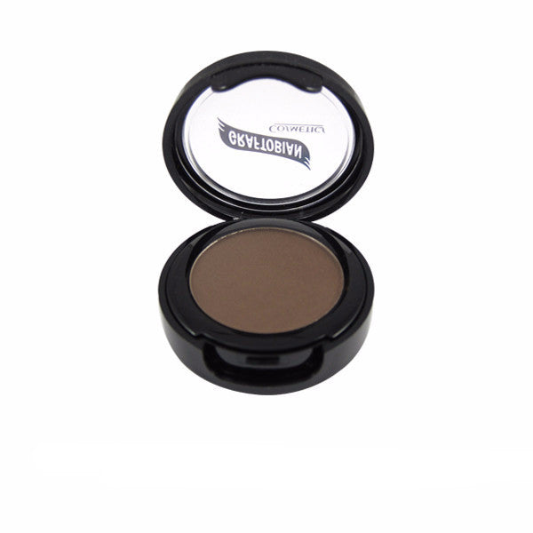 Graftobian HD Brow Powder - Mid-tone Brown (30082) | Camera Ready Cosmetics - 7