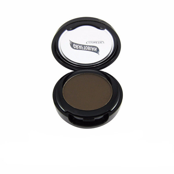 Graftobian HD Brow Powder - Ultra Dark Brown (30081) | Camera Ready Cosmetics - 9
