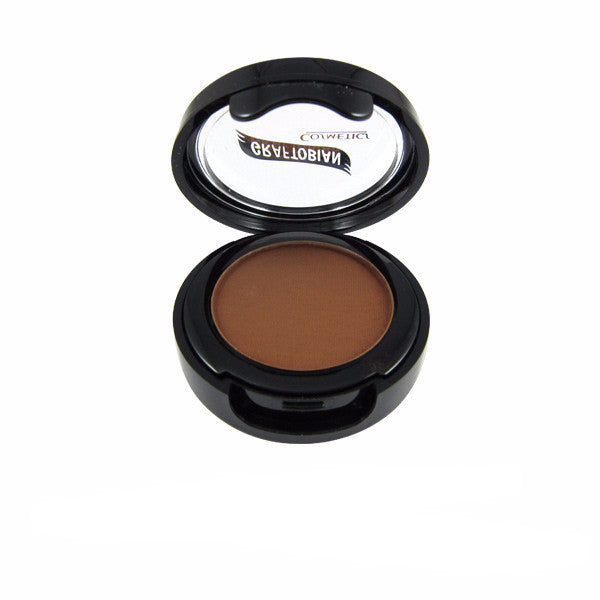 Graftobian HD Brow Powder - Warm Auburn (30086) | Camera Ready Cosmetics - 10