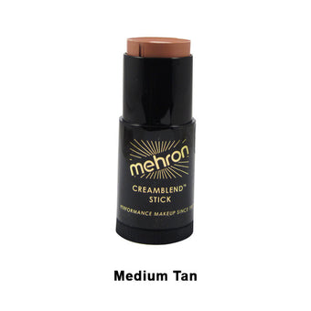 alt Mehron CreamBlend Stick Medium Tan (400-TV8)