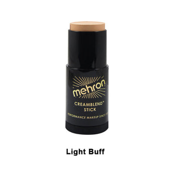 alt Mehron CreamBlend Stick Light Buff (400-22)