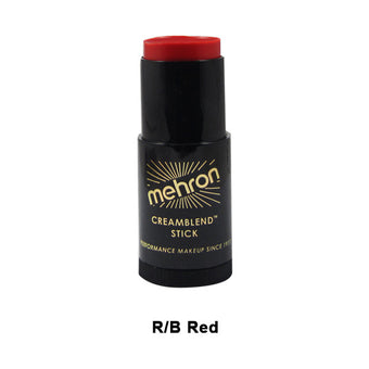 alt Mehron CreamBlend Stick R/B Red (400-RB)