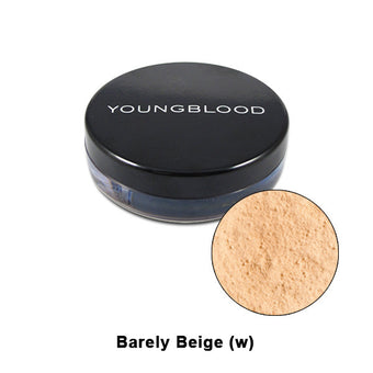 Youngblood Natural Mineral Loose Foundation - Barely Beige | Camera Ready Cosmetics - 2