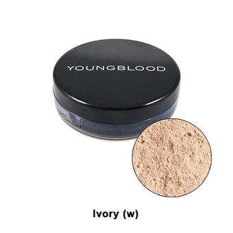 Youngblood Natural Mineral Loose Foundation - Ivory | Camera Ready Cosmetics - 8
