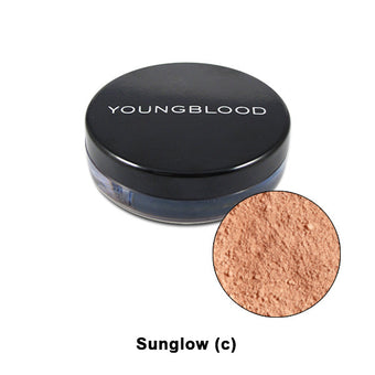 Youngblood Natural Mineral Loose Foundation - Sunglow | Camera Ready Cosmetics - 14