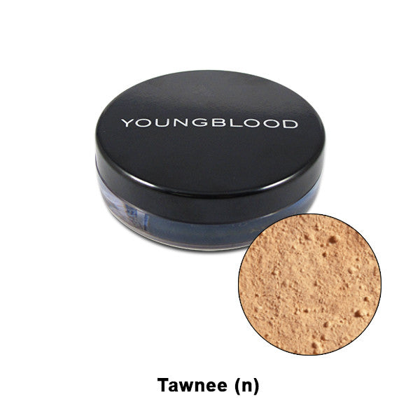 Youngblood Natural Mineral Loose Foundation - Tawnee | Camera Ready Cosmetics - 15