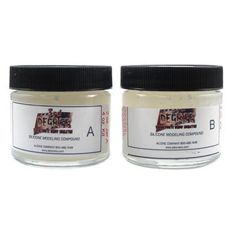alt 3rd Degree Silicone Modeling Compound Clear / 4oz.