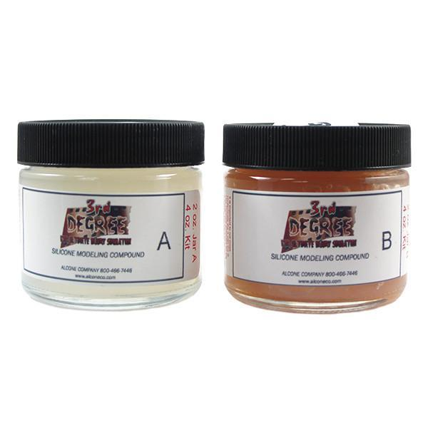 alt 3rd Degree Silicone Modeling Compound Medium / 4oz.