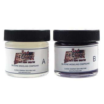 3rd Degree Silicone Molding Compound - Violet / 4oz. | Camera Ready Cosmetics - 15