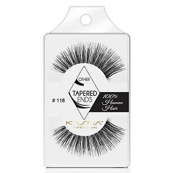 Kasina Professional Lashes - Pro #118T Simone (NEW PRODUCT, AWAITING STOCK)  | Camera Ready Cosmetics