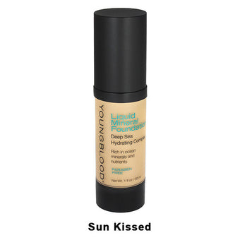 Youngblood Liquid Mineral Foundation - Sun Kissed | Camera Ready Cosmetics - 7