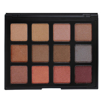 Morphe 12S - Soul of Summer Eye Shadow Palette -  | Camera Ready Cosmetics - 1