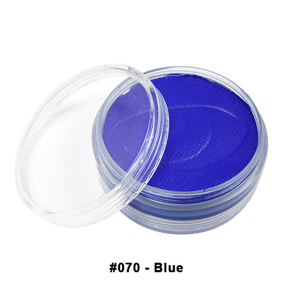 Wolfe FX Hydrocolor Cake - Essential Colors - Blue #070 / Medium 45g/1.5oz | Camera Ready Cosmetics - 7