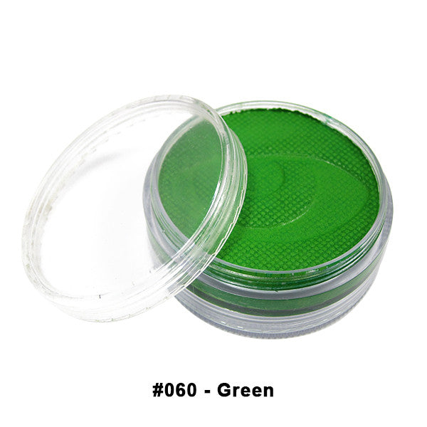 Wolfe FX Hydrocolor Cake - Essential Colors - Green #060 / Medium 45g/1.5oz | Camera Ready Cosmetics - 10