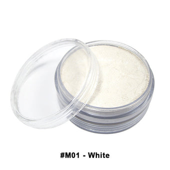 Wolfe FX Hydrocolor Cake - Essential Colors - White #001 / Medium 45g/1.5oz | Camera Ready Cosmetics - 14