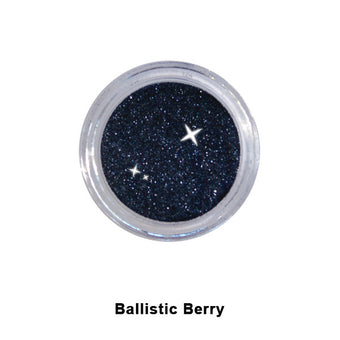 Eye Kandy Glitter Sprinkles - Ballistic Berry (Super Fine) | Camera Ready Cosmetics - 2