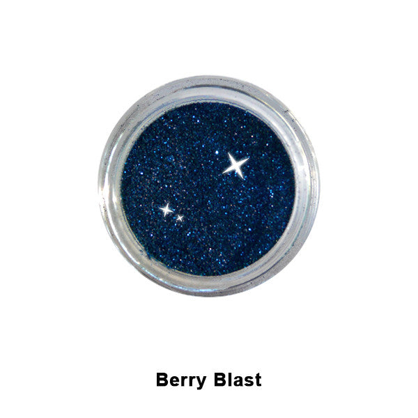 Eye Kandy Glitter Sprinkles - Berry Blast (Super Fine) | Camera Ready Cosmetics - 5