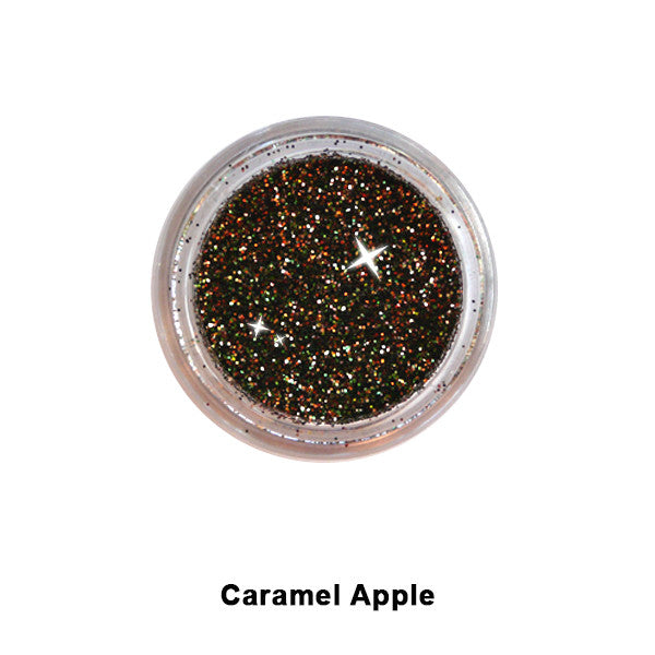 Eye Kandy Glitter Sprinkles - Caramel Apple (Fine) | Camera Ready Cosmetics - 13