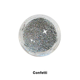 Eye Kandy Glitter Sprinkles - Confetti (Super Fine) | Camera Ready Cosmetics - 18