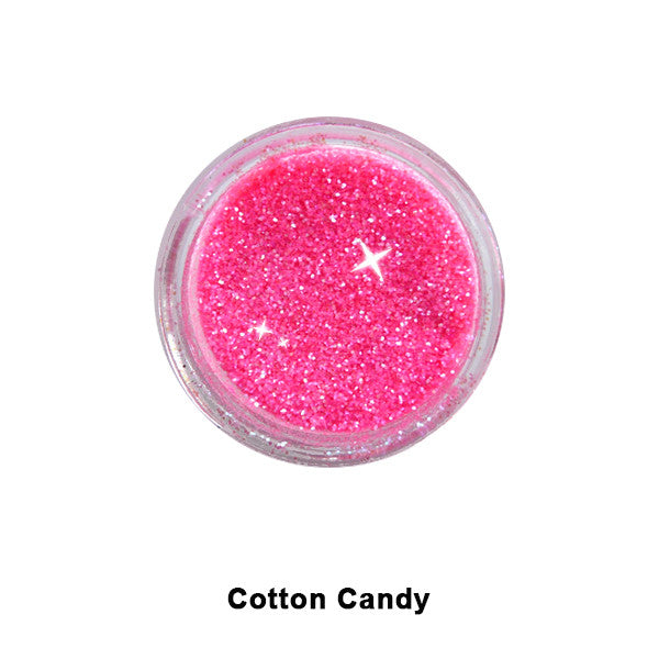 Eye Kandy Glitter Sprinkles - Cotton Candy (Sugar) | Camera Ready Cosmetics - 19