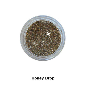 Eye Kandy Glitter Sprinkles - Honey Drop (Super Fine) | Camera Ready Cosmetics - 25