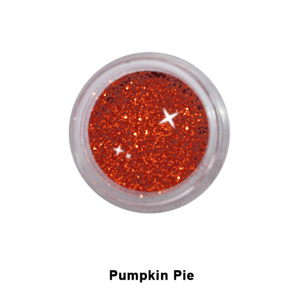 Eye Kandy Glitter Sprinkles - Pumpkin Pie (Fine) | Camera Ready Cosmetics - 35