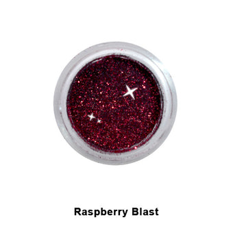 Eye Kandy Glitter Sprinkles - Raspberry Blast (Fine) | Camera Ready Cosmetics - 36