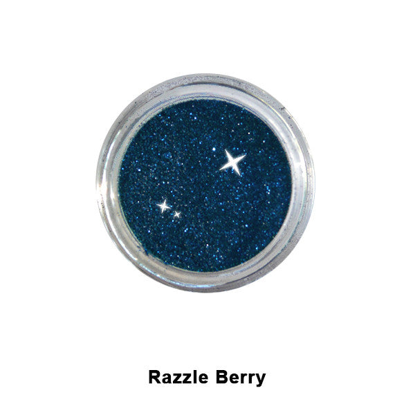 Eye Kandy Glitter Sprinkles - Razzle Berry (Super Fine) | Camera Ready Cosmetics - 37