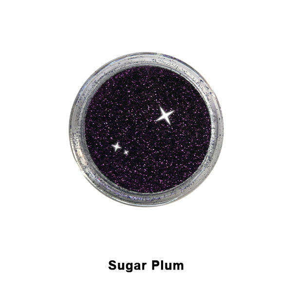 Eye Kandy Glitter Sprinkles - Sugar Plum (Super Fine) | Camera Ready ...