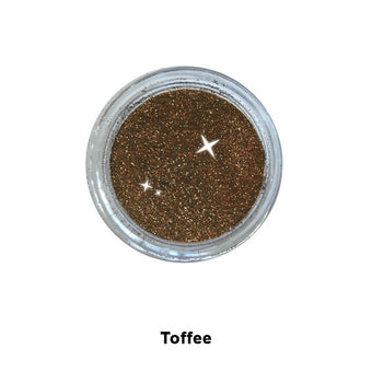 Eye Kandy Glitter Sprinkles - Toffee (Super Fine) | Camera Ready Cosmetics - 51